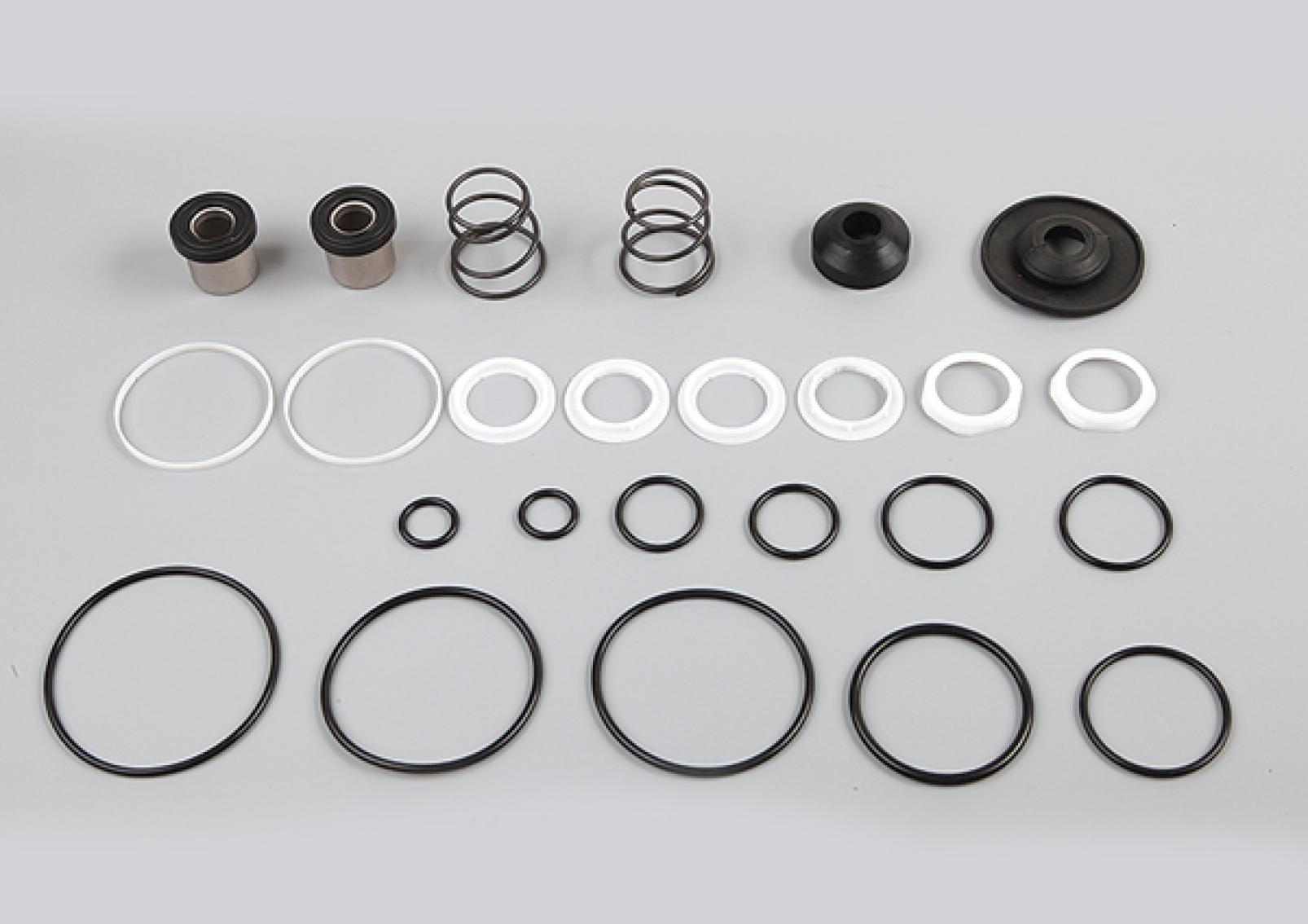Foot Brake Valve Repair Kit, 461 315 008 2